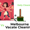 Difference Between Regular Cleaning & End of Lease Cleaning