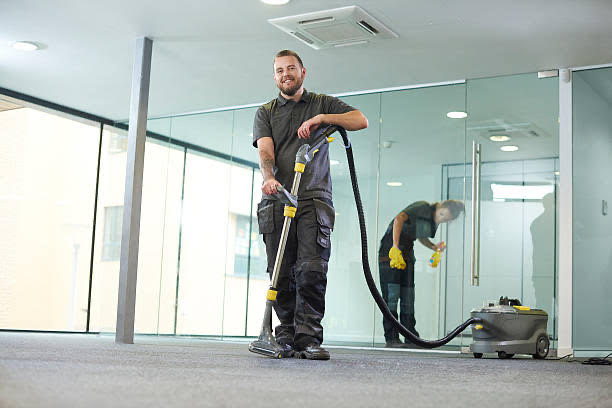Carpet Steam Cleaning office