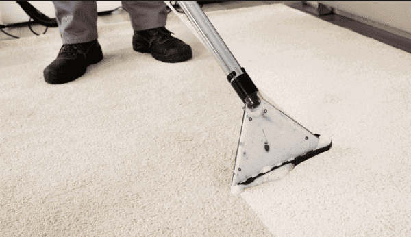 carpet steam cleaning image